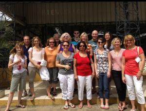 Western New York Nicaragua Vision Care Mission volunteers