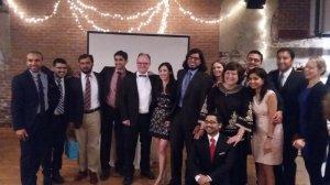 UB Dept. of Neurology Graduation Banquet 2016